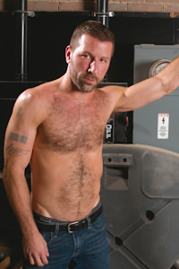 male muscle gay porn star Steve John | hotmusclefucker.com