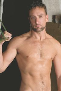 male muscle gay porn star Michael Foxx | hotmusclefucker.com