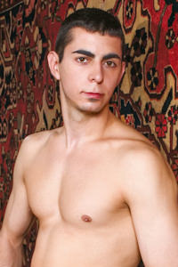 male muscle gay porn star Dario Granada | hotmusclefucker.com