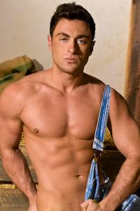 male muscle gay porn star Tristan Phoenix | hotmusclefucker.com