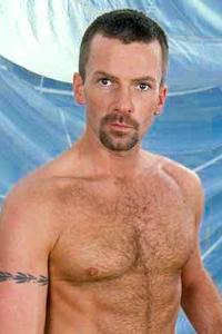 male muscle porn star: Alex Brawley, on hotmusclefucker.com