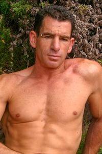 male muscle porn star: Kip Farrell, on hotmusclefucker.com