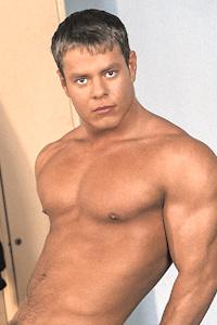 male muscle gay porn star Adam Gosett | hotmusclefucker.com