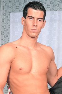 male muscle porn star: Sebastian Nadrag, on hotmusclefucker.com