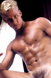 male muscle porn star: Casey Jordan, on hotmusclefucker.com