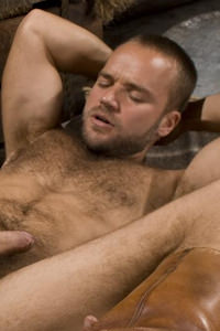 male muscle gay porn star David Novak | hotmusclefucker.com
