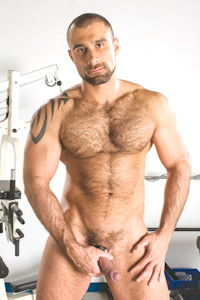 male muscle gay porn star Alex Corsi | hotmusclefucker.com