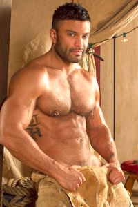 male muscle gay porn star Rogan Richards | hotmusclefucker.com