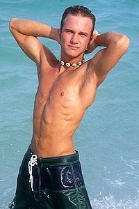 male muscle gay porn star Corbin Michaels | hotmusclefucker.com