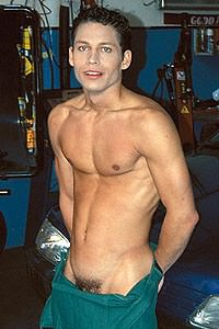 male muscle porn star: Samuel Dolce, on hotmusclefucker.com