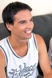 male muscle porn star: Nu Smyrna, on hotmusclefucker.com