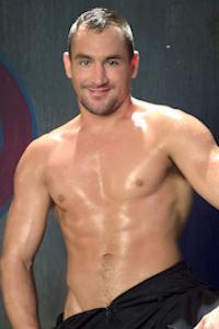 male muscle porn star: Tyson Reade, on hotmusclefucker.com