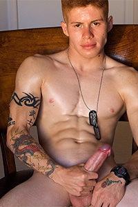 picture of muscular porn star Aaron | hotmusclefucker.com