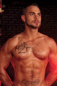 male muscle gay porn star Brock Avery | hotmusclefucker.com