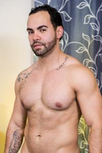 male muscle porn star: Alejandro Fusco, on hotmusclefucker.com