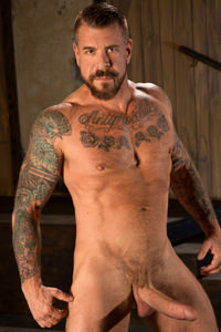 male muscle gay porn star Rocco Steele | hotmusclefucker.com