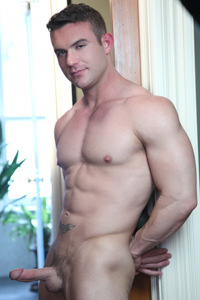 male muscle gay porn star Killian James | hotmusclefucker.com