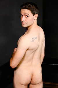 male muscle porn star: Lance Barr, on hotmusclefucker.com