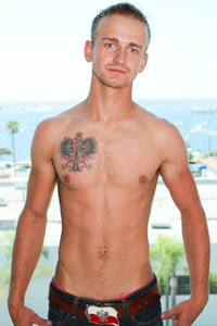 male muscle porn star: Kevin Reed, on hotmusclefucker.com
