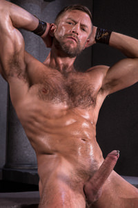male muscle porn star: Bulrog, on hotmusclefucker.com