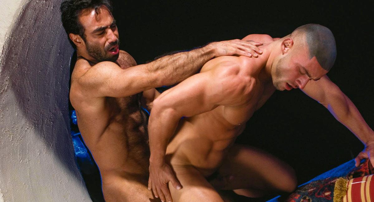 arabesque gay porn