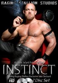 Instinct DVD Cover