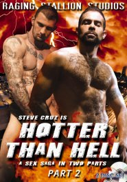 Hotter Than Hell Part 2 DVD Cover