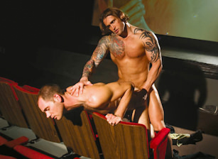 Cole Streets & David Taylor in Refocus - The Final Climax | hotmusclefucker.com