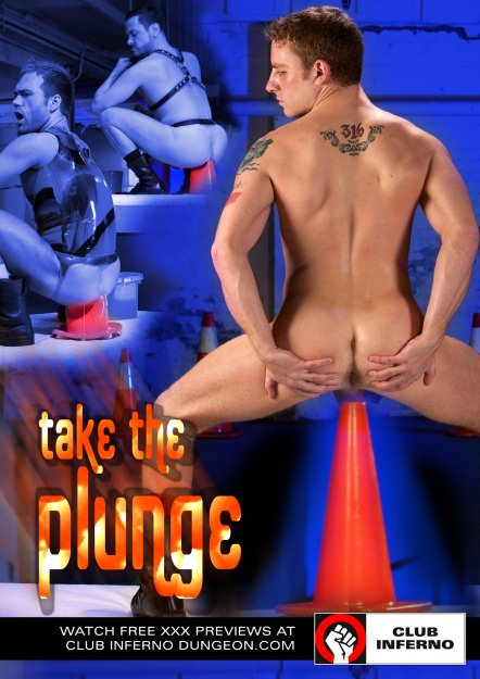 Take The Plunge Dvd Cover