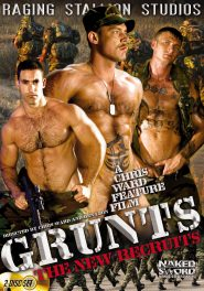 Grunts The New Recruits DVD Cover