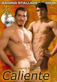 Caliente DVD Cover