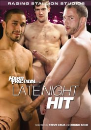 Late Night Hit DVD Cover