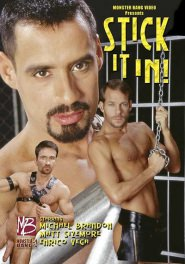 Stick It In DVD Cover