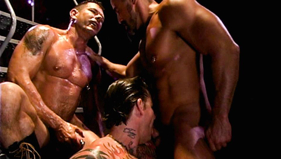 Your Masters, Scene #03-Michael Ray, Steve Cannon, Duke Rivers