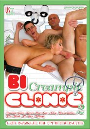 Bi Creampie Clinic #02 Dvd Cover