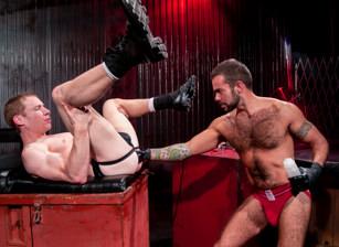 gay muscle porn clip: Fistpack 18 - Your Ass Is Mine - Billy Berlin & Steve Cruz, on hotmusclefucker.com