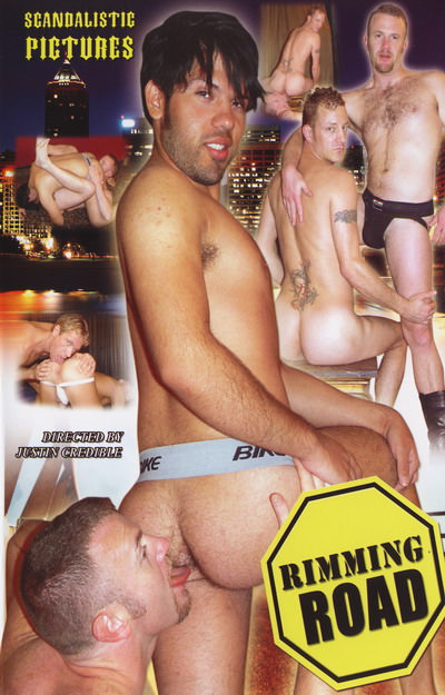 Rimming Road, muscle porn movies / DVD on hotmusclefucker.com