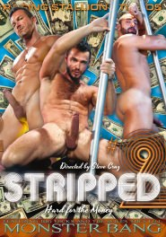 Stripped 2: Hard For The Money DVD Cover