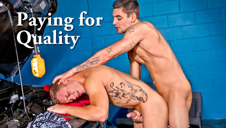 Pagare per la qualità – Johnny Torque, Adam Ridge (NextDoorBuddies.com)