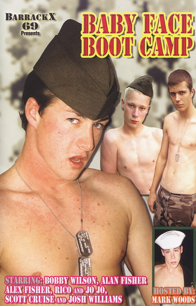 Baby Face Boot Camp, muscle porn movies / DVD on hotmusclefucker.com