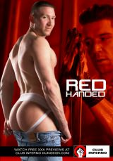 Red Handed Dvd Cover