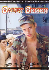 Salty semen Dvd Cover