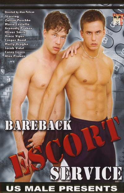 Bareback escort service, muscle porn movies / DVD on hotmusclefucker.com