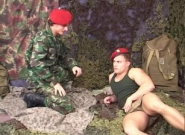 Soldiers from eastern europe film09