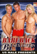 Bareback Bi Sex Lovers #06 Dvd Cover
