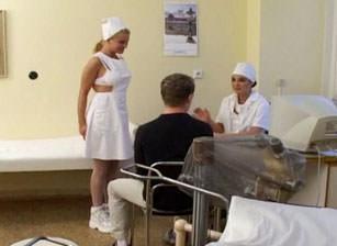 Bi-Nurse Power, Scene #01