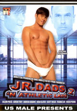 Jr Dads N Athletic Lads #02 Dvd Cover