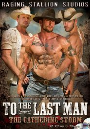 To The Last Man: The Gathering Storm DVD Cover