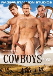 Cowboys Part 1 DVD Cover