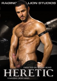 Heretic DVD Cover